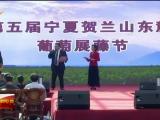 第五届宁夏贺兰山东麓葡萄展藤节在闽宁镇举办-190421