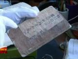 中卫发现记载丝绸古道驿站珍贵文献资料《石空寺堡至库车程途》-190421
