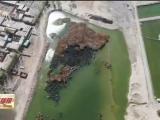 银川市金凤区:对标对表 确保辖区水清岸绿-190505