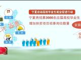 宁夏启动高校毕业生就业促进行动-200627