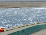 战严寒 稳运行 保生产  银川都市圈城乡中线供水工程有序进行-20210112