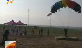 2018年中国定点跳伞大奖赛在盐池举行-180729