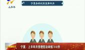 宁夏:上半年共受理信访举报7848件-180815