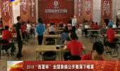 """2018""""西夏杯""""全国象棋公开赛落下帷幕-180828"""