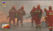 森林防火期来临 贺兰山进入高度戒备状态-181217