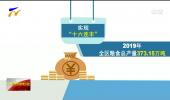 """宁夏发布2019年经济运行""""成绩单"""" GDP增长6.5% 规模以上工业增长7.6% 居西北第1位-200121"""