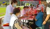 2021年老年健康宣传周暨大型广场义诊活动启动-20210716
