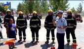 石嘴山市:消防安全宣传走进乡村-20210920