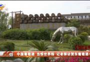 中国葡萄酒 当惊世界殊 记者探访贺东葡萄酒小镇-20210927