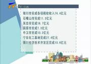 (2018我们在落实·一季度经济观察)宁夏一季度实现税收160.1亿元-2018年4月20日