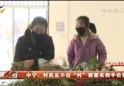 """中宁:村民足不出""""村""""就能买到平价菜-200228"""