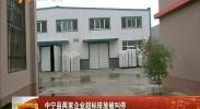 中宁县两家企业超标排放被叫停-2017年7月15日