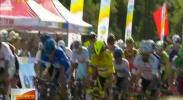 2017第十六届环青海湖国际公路自行车赛在西宁进行绕圈赛-2017年7月17日