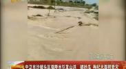 中卫市沙坡头区强降水引发山洪 硒砂瓜、枸杞大面积受灾-2017年8月6日