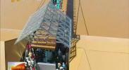 国内首座黄河3D玻璃桥亮相沙坡头景区-2017年8月2日