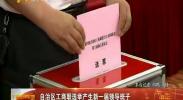 自治区工商联选举产生新一届领导班子 -2017年8月8日