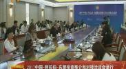 2017中国-阿拉伯-东盟投资推介和对接洽谈会举行-2017年9月7日