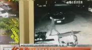 银川警方破获系列入室盗窃案件-2017年11月18日