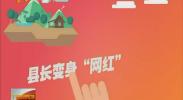 """2017""""我是县长我代言""""24小时网络直播11日启幕-2017年11月10日"""
