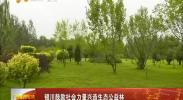 银川鼓励社会力量兴造生态公益林-2017年11月4日
