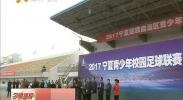 2017全区青少年校园足球联赛落幕-2017年11月3日