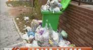 小区物业弃管 生活环境堪忧-2017年11月6日