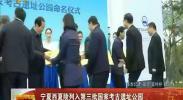 宁夏西夏陵列入第三批国家考古遗址公园-2017年12月3日