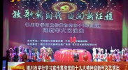 银川市举行学习宣传贯彻党的十九大精神迎新年文艺演出-2017年12月31日
