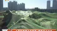 金凤区清理卫生死角 预防扬尘污染-2017年12月6日