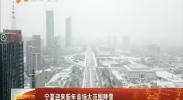 宁夏迎来新年首场大范围降雪-2018年1月3日