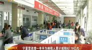 宁夏营改增一年半为纳税人累计减税62.18亿元-2018年1月12日