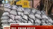 蓝天保卫攻坚战 惠农区:更换洁净煤 呵护天空蓝-2018年1月3日