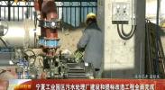 宁夏工业园区污水处理厂建设和提标改造工程全面完成-2018年1月12日
