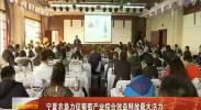 宁夏农垦力促葡萄产业综合效益释放最大活力-2018年2月27日