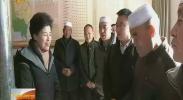 咸辉在中卫调研脱贫攻坚并看望慰问困难群众-2018年2月11日