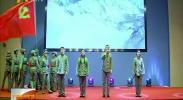 宁夏公安厅举办感党恩庆三八朗诵会活动-2018年3月8日