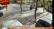 窃贼偷走车内财物 竟与民警狭路相逢-2018年4月14日