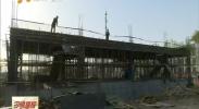 中卫市公交首末站项目建设快速推进-2018年4月2日
