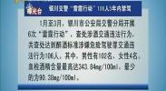 """银川交警""""雷霆行动""""106人5年内禁驾-2018年4月13日"""