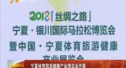 宁夏体育旅游健康产业博览会开幕-2018年5月17日