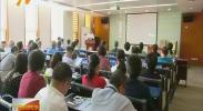 中国心肺复苏培训导师班宁夏站开班-2018年5月20日