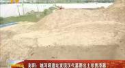 姚河塬遗址发现汉代墓葬出土珍贵漆器-2018年6月6日