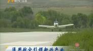 通用航空引领新兴产业-2018年6月1日
