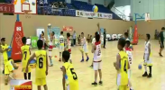 中国小篮球联赛西北大区赛鸣哨-2018年7月9日