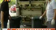 兴庆城管集中清洗餐厨垃圾回收桶-2018年7月9日