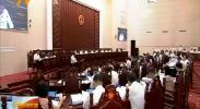 自治区十二届人大常委会第四次会议召开 石泰峰主持会议并讲话-180727