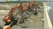 (全力做好抗洪抢险救灾工作)贺兰山沿山干渠28号全线恢复灌溉-180727