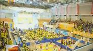 2018年第八届中国城际机器人挑战赛全国总决赛在银川举行-180811
