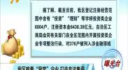 """曝光台:我区核查""""异常""""企业 打击非法集资-180816"""