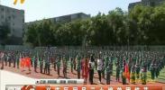 兴庆区回民三小绽放团结花-180906